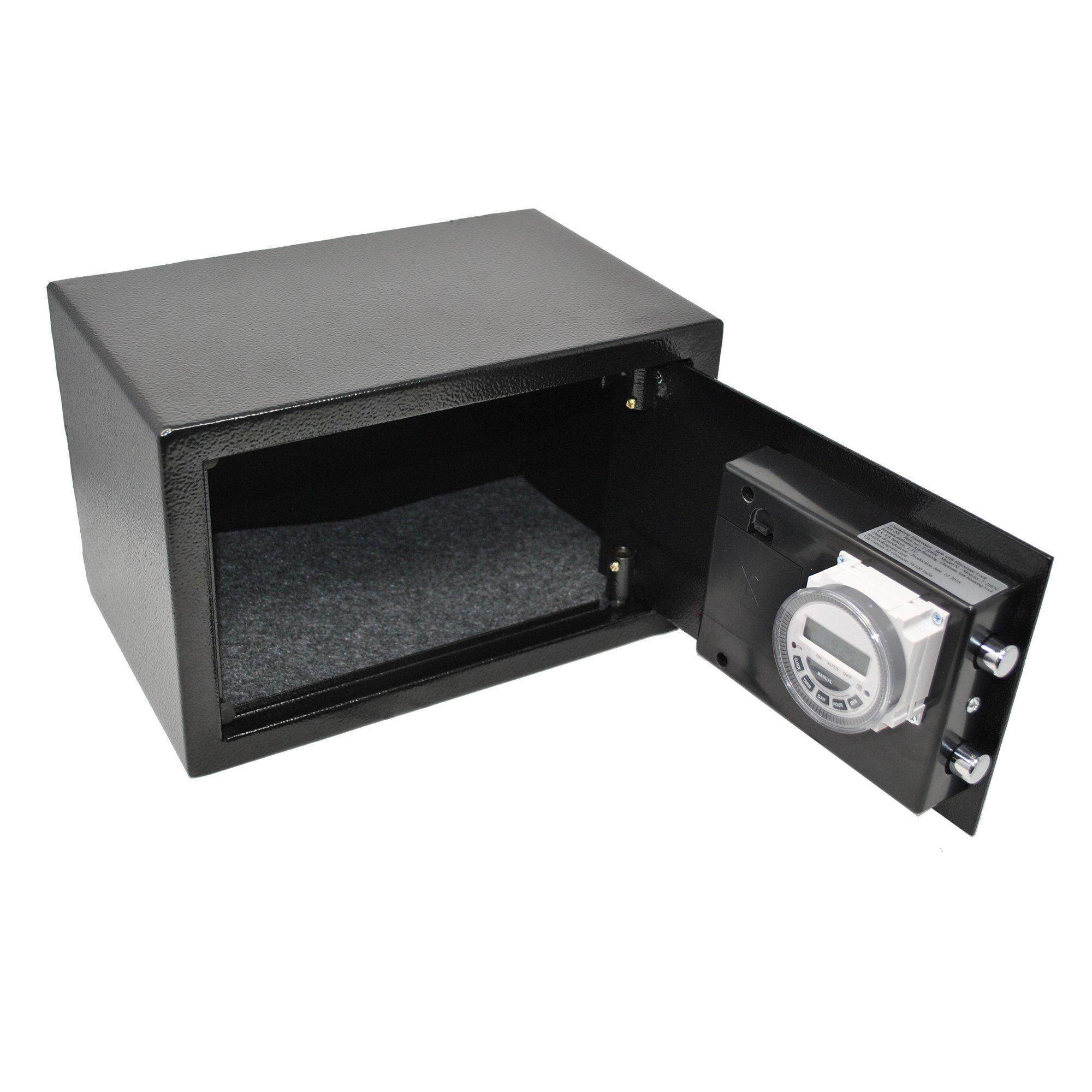 portable time lock safe